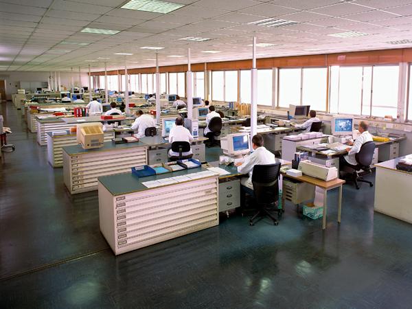 polin ufficio tecnico anni 90 polin linea artigianale
