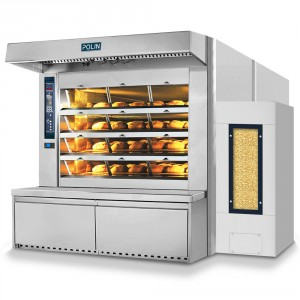 POLIN - Bakery ovens - Artisan bread oven for bakery
