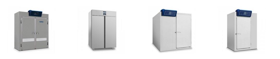 attrezzature per pasticceria armadi frigorifero